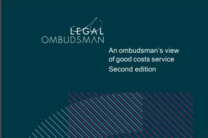 Guidance: An ombudsman's view of good costs service – second edition