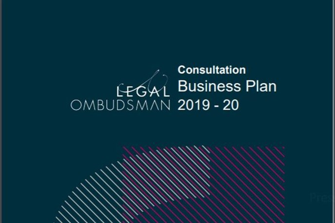 Consultation on our 2019-20 business plan and budget