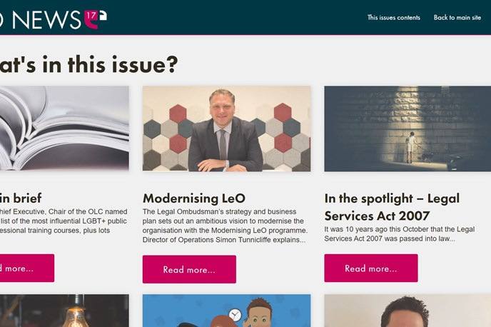 LeO News – Edition 17 is out